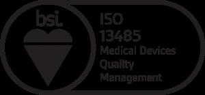 BSI ISO 13485 Logo